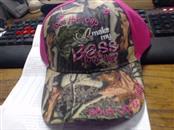 Hat HCBLB BASS LOOK BIG CAP